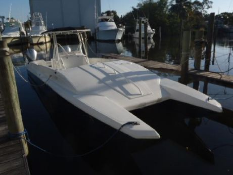 2000 Thunder Power Boats Kingfish 32