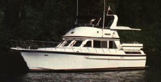 1987 Jefferson 42 SE Sundeck Motor Yacht