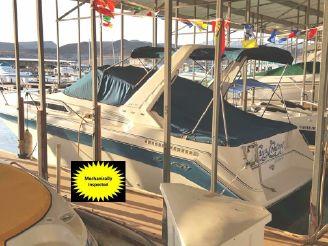 1990 Sea Ray 270 Sundancer W/TRAILER
