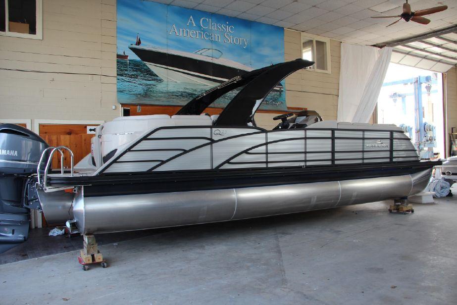 2019 Bennington 25 Qsrfba Pontoon Boat For Sale Yachtworld