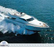 2002 Ferretti Yachts 80