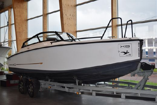 2015 Xo Boats 250 OPEN