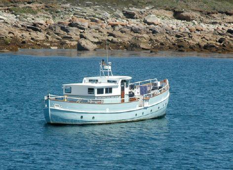 1938 Mfv Trawler yacht