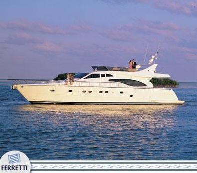 2002 Ferretti 68