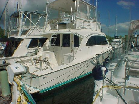 1985 Post Marine 43