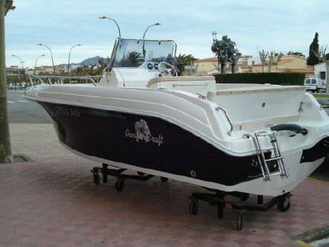 2012 Pacific Craft 545 Open