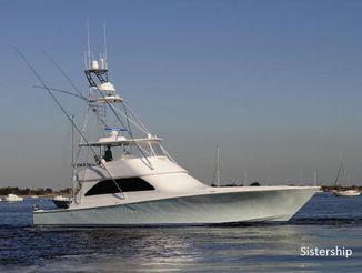 2007 Viking Yachts Convertible