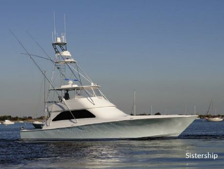 2007 Viking Yachts Convertible