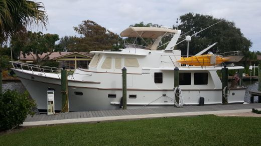2007 Defever 50 Pilothouse