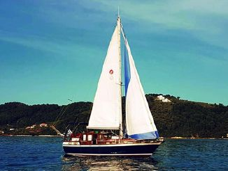 1982 Nauticat Finmar 36