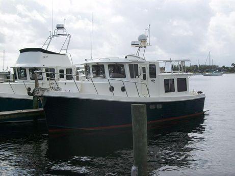 2003 American Tug 34 Pilothouse
