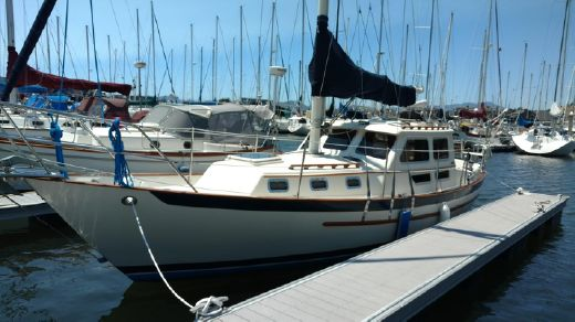 1997 Pacific Seacraft Pilothouse 32