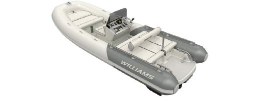 2018 Williams Jet Tenders Sportjet 520
