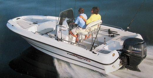 2003 Triumph 190 Bay