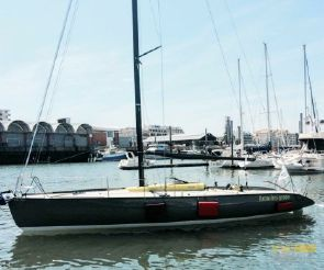 1983 Custom Chantier Rameau 9,90 Sloop