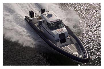 2002 Protector Targa 35