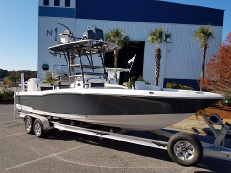 2017 Crevalle 26 Tower