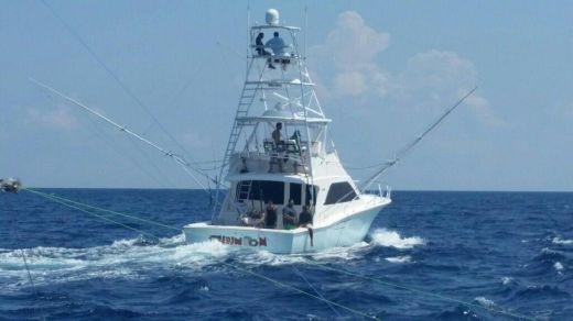 2004 Cabo Yachts 43 Convertible