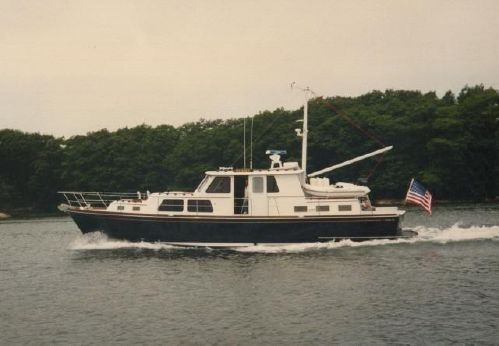 1991 Lyman Morse Hunt - CC-47
