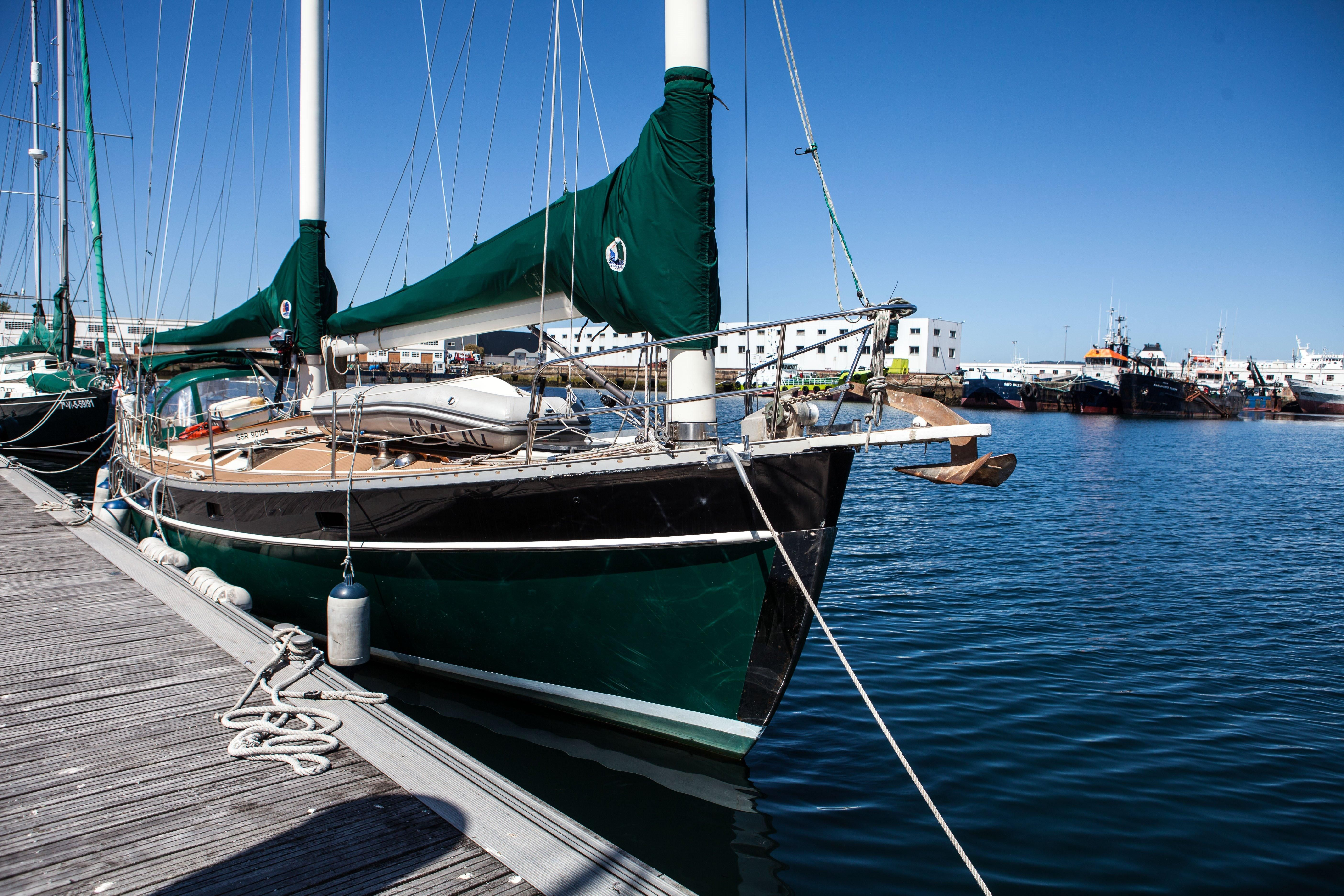 World Cat Boats For Sale >> 1984 Freedom 44 Cat-Ketch Sail Boat For Sale - www