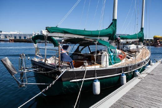 1984 Freedom 44 Cat-Ketch