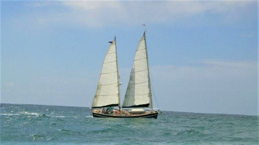 1984 Freedom 44 Cat Ketch