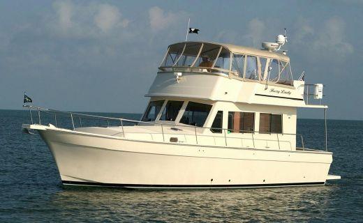 2007 Mainship 43 Trawler