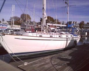 1982 Pearson Yachts 424 (Ketch)