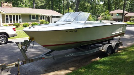 1972 Chris Craft Lancer