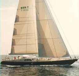 1994 Royal Huisman Sloop Rigged Sailing Yacht