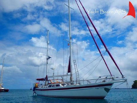 1992 Glacer 50 Ketch special