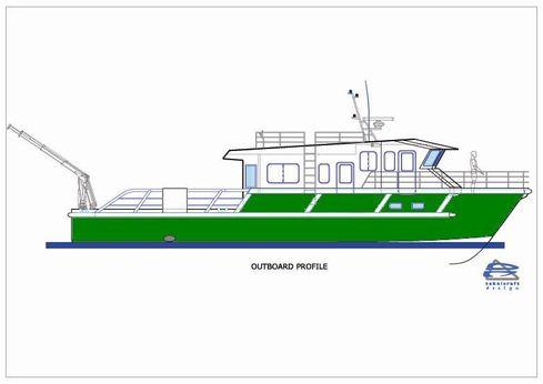2015 Challenge 19m Dive Support Catamaran