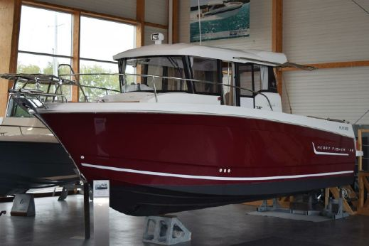 2013 Merry Fisher 855 Marlin