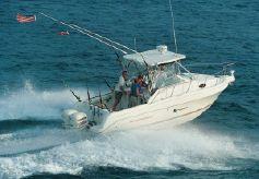 2005 Aquasport 275 Explorer