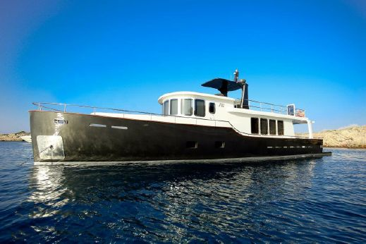 2014 Custom Steel Trawler 20 meters