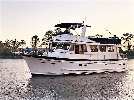 1985 Marine Trader 50 Trawler Yacht