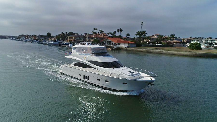 Marquis 690 Yacht Cruising