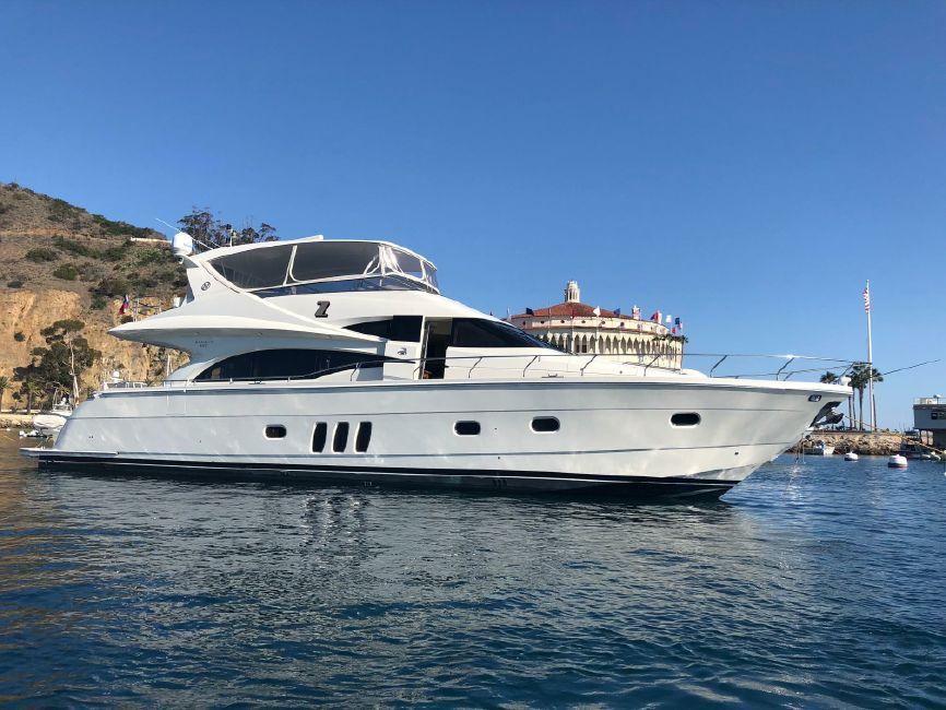 Marquis 690 at Catalina Island
