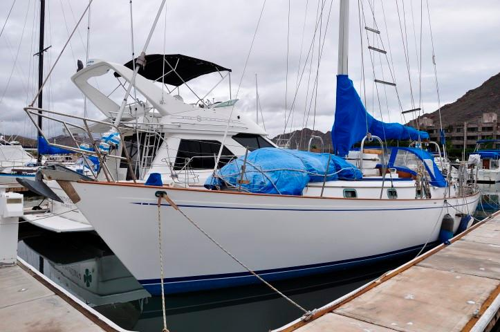 44' Kelly Peterson 44+Boat for sale!