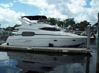 2004 Silverton 410 Sport Bridge