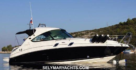 2010 Sea Ray 305 Sundancer Hard Top