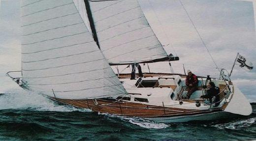 1981 Baltic 37