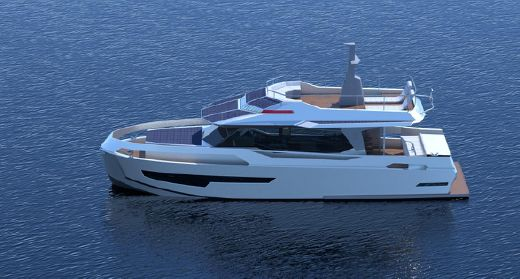 2018 Naval Yachts GreeNaval 47 Hybrid Yacht