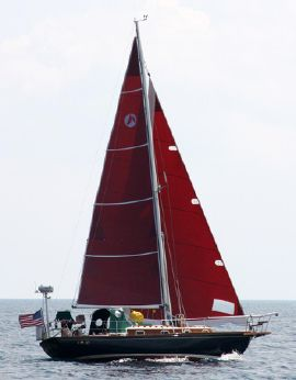 1984 C.e. Ryder Sea Sprite 30 Custom
