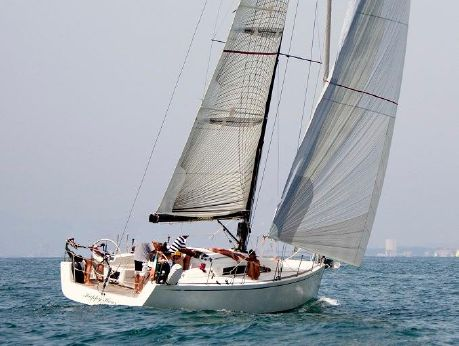 2007 Sly Yachts Sly 42