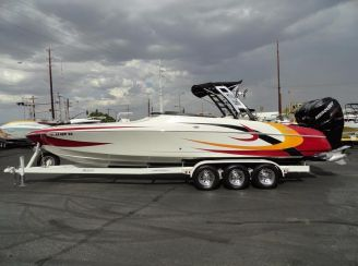 2008 Magic Powerboats 29 WIZARD