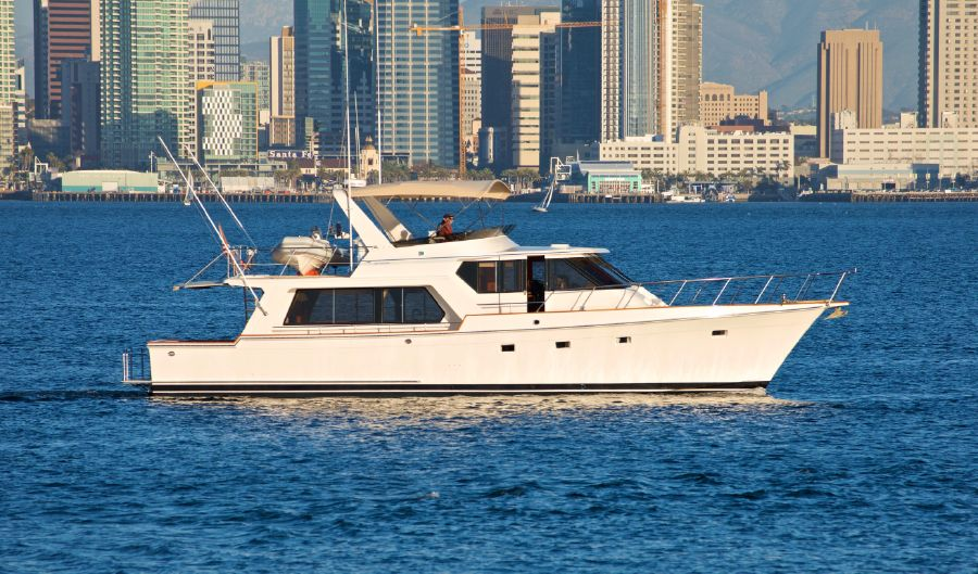 Offshore 55 Pilothouse Yacht for sale in San Diego