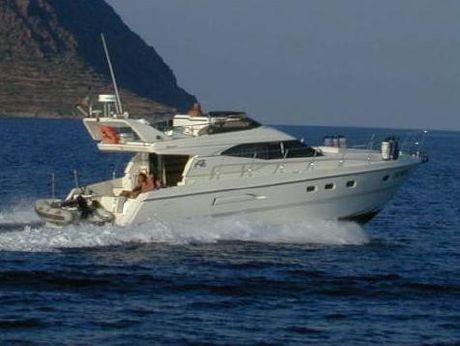 1996 Azimut AZ 43 FLY