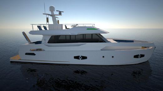 2018 Naval Yachts GreeNaval 60 Hybrid Yacht