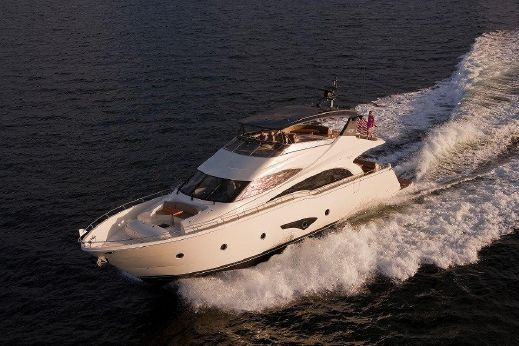 2018 Marquis 720 Fly Portofino Edition